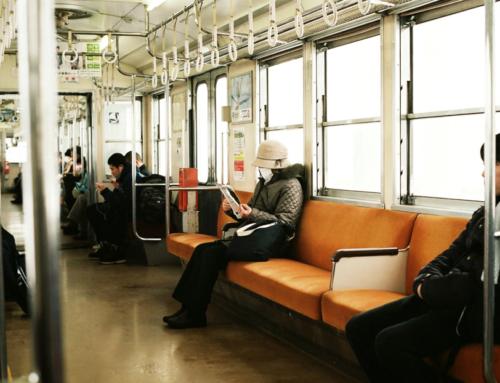 Finding a new daily commute – Josh LaMacchia